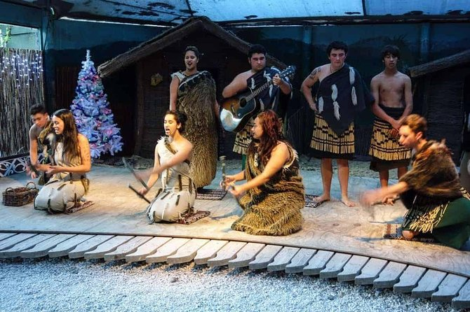 Willowbank Kiwi Tour and Maori Concert Including Hangi Dinner from Christchurch