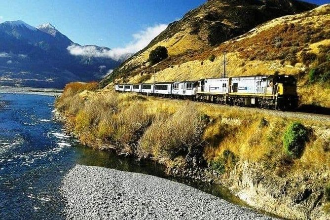 Arthur's Pass Full-Day Tour Includes TranzAlpine Express Train from Christchurch photo 2