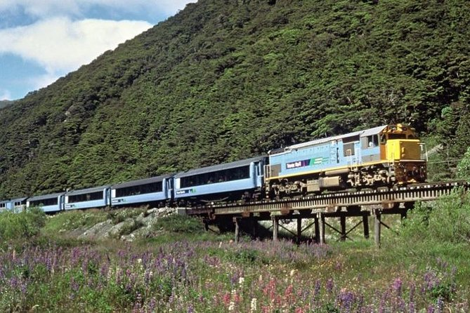 Arthur's Pass Full-Day Tour Includes TranzAlpine Express Train from Christchurch photo 6