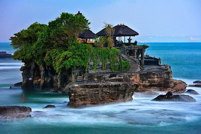 Bali swing, Waterfall, Tanah lot Tour