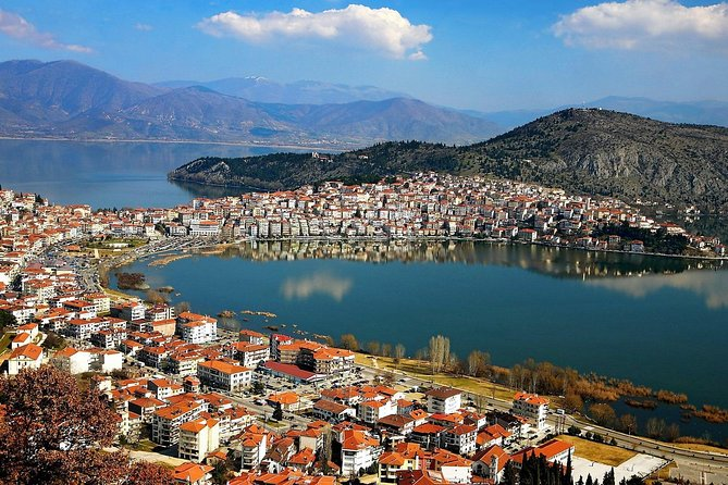 BMW Motorcycle Tour - Kastoria - Prespes Lakes