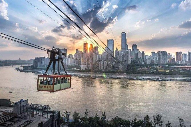 The essence of Chongqing (From Chengdu)