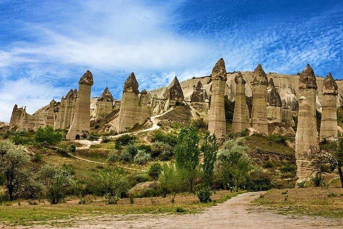 Full Day Cappadocia Highlights Tour with Goreme & Uchisar