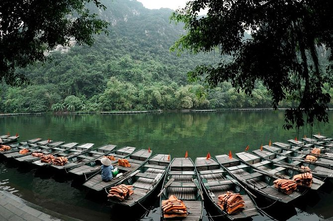 Hoa Lu - Trang An One Day Private Tour