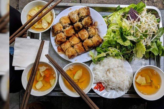 Trang An - Bai Dinh Ninh Binh Tour & Hanoi Stresst Food Tour With Volunter Guide