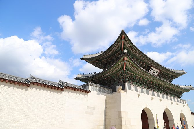 Seoul Layover Private Tour from Incheon Airport or Incheon Port