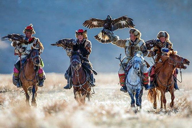 Journey to the 21st Golden Eagle Festival