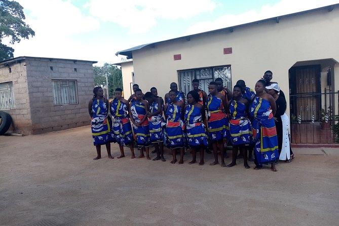 Shangaan traditional choir