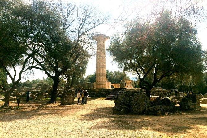 2 or 3-Day Private Tour: Ancient Olympia, Corinth, Mycenae, Epidaurus, Nafplion