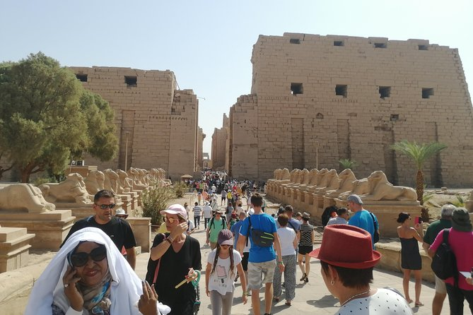 Private Tour: Luxor 2 Days from Hurghada