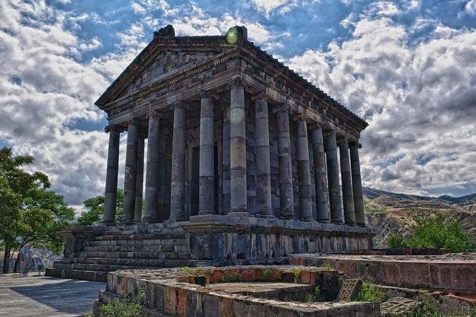 Group Tour: Garni Temple, Geghard, and Lavash Baking from Yerevan