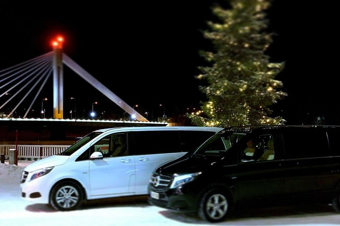 LUXURY Transfer in Rovaniemi