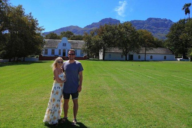 Private Wine Tours - Stellenbosch
