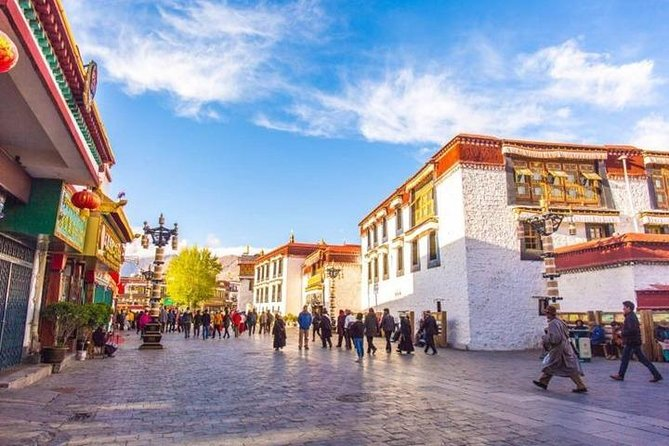 Lhasa-Shigatse-Namtso Lake 8 Days Tour