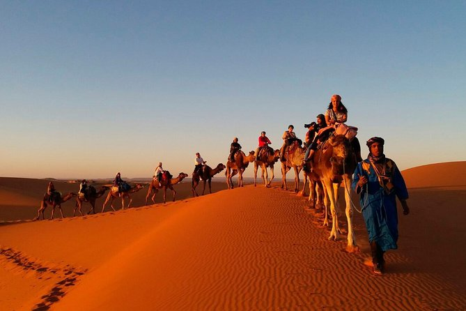 3Days private tour from Fez to Marrakech