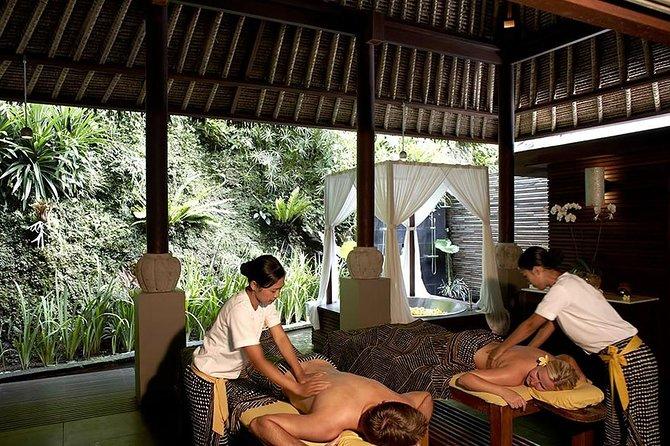 Relaxing Spa at Maya Ubud