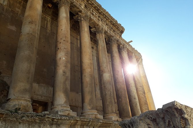Baalbek, Anjar & Ksara (Private) Guided Tour with Lunch - Day Trip From Beirut
