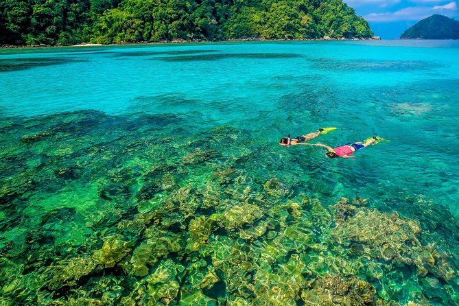 Surin Islands Snorkel Tour by SeaStar Andaman from Phuket