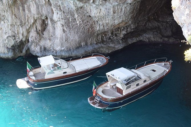 Blue Grotto Private Tour From Positano