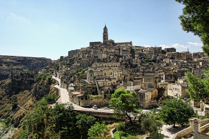 Private tour & transfer from Bari to Matera