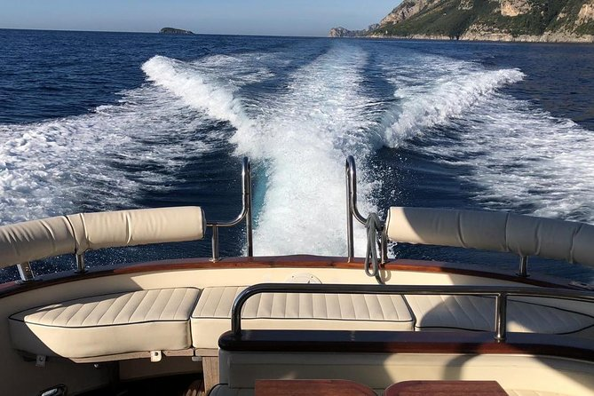 Small group to Positano and Amalfi cruise from Sorrento