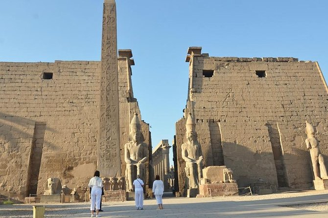 Luxor to Aswan Nile Cruise From Hurghada