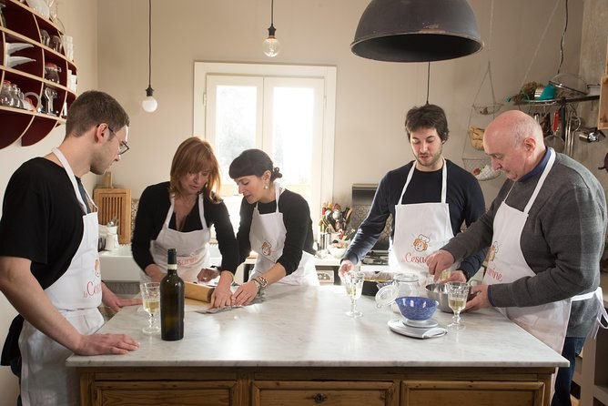 Private cooking class at a local's home with lunch or dinner in Riomaggiore