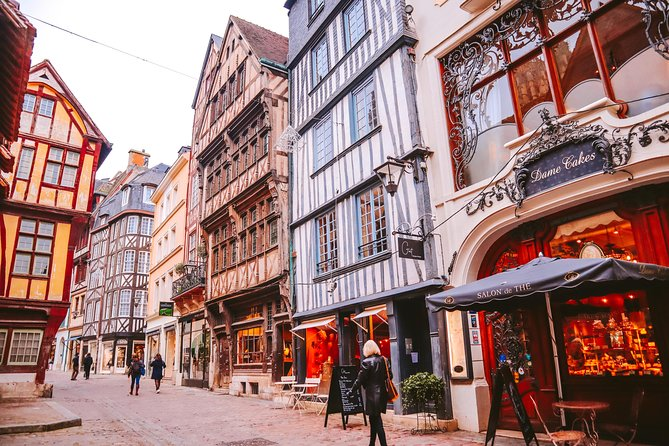 Picturesque Normandy : one day out of Paris