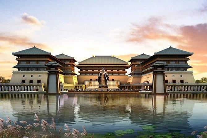 Private Xian Day Tour:Tomb of Emperor Jingdi (Hanyangling) and Muslim Quarter