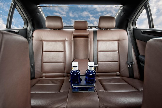 Munich by Youself with English Chauffeur - Business Car
