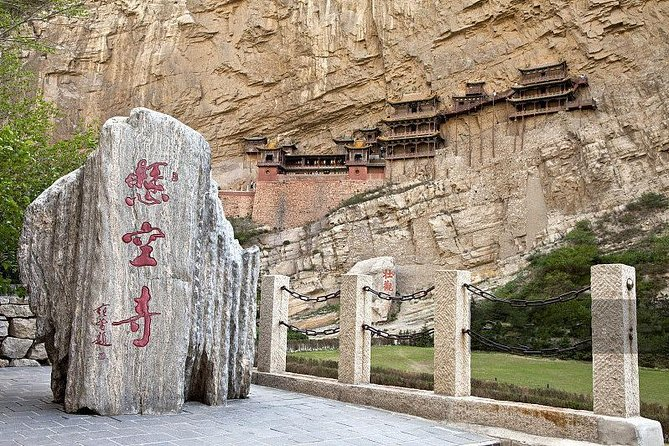 Private Datong Day Tour of Yungang Grottoes and Hanging Monastery with Lunch