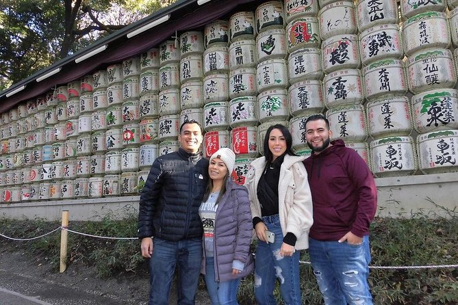 Tokyo Private Tour to Learn History and Shinto photo 4