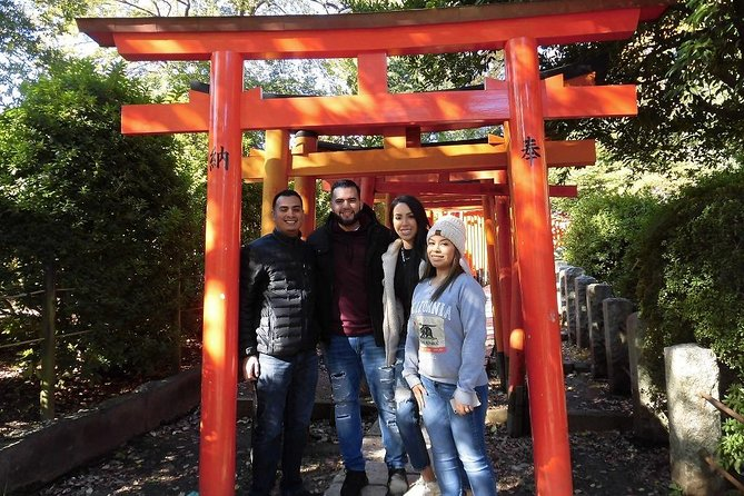Tokyo Private Tour to Learn History and Shinto photo 13