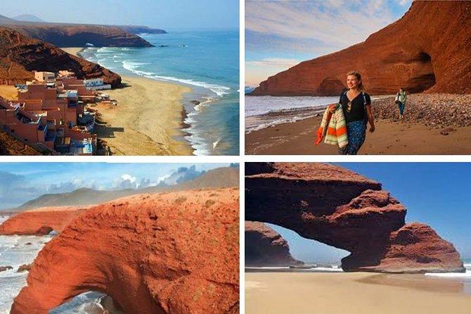agadir to legzira the dream beach ®