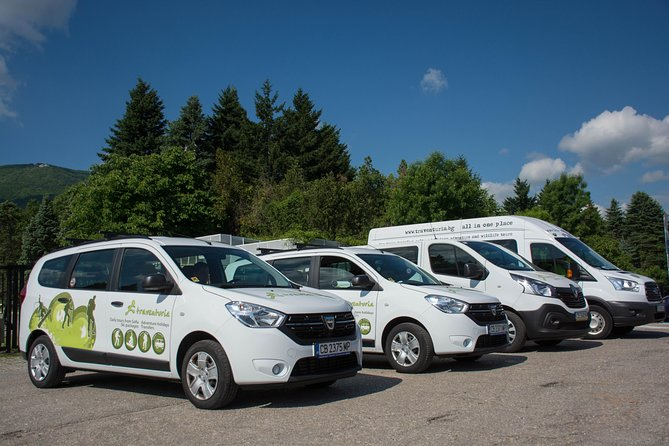 Shared Transfer: From Bansko Resort to Sofia Airport