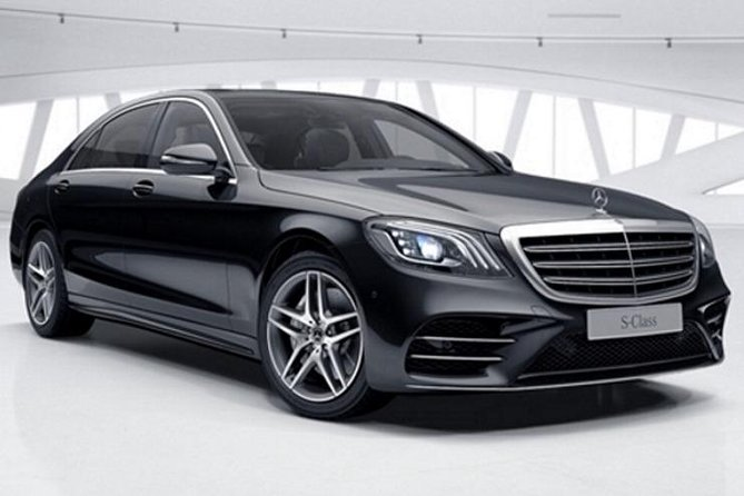 Edinburgh Airport Transfers : Edinburgh to Airport EDI in Luxury Car