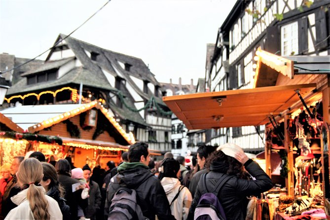 Strasbourg & Christmas Market Private Familial Guided Tour