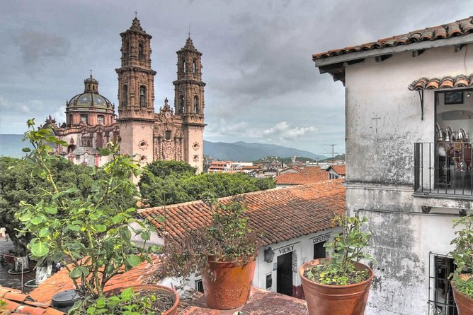 Small Group: The Magical Colonial Towns of Taxco and Cuernavaca Gold Service