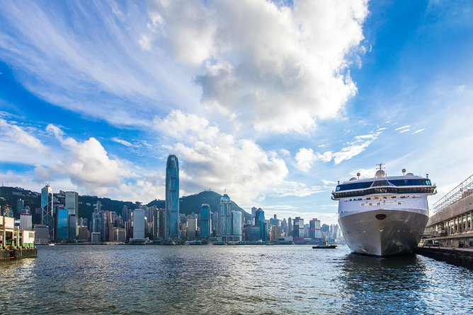 Private Shore Excursion: Customized 4-Hour Hong Kong City Tour