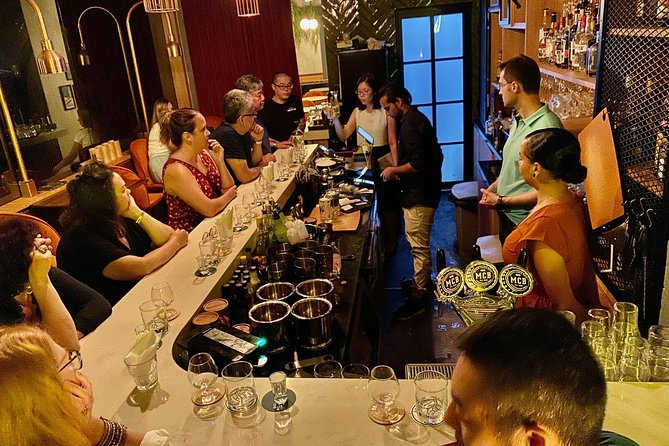 Best Bar Experience with Dinner & Cocktails included and a Gin Masterclass