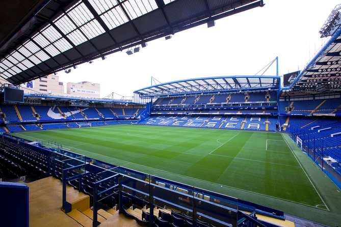 Chelsea FC Stadium Tours and Museum