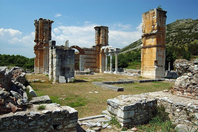 Private tour: Full Day Amphipolis-Filippi-Kavala
