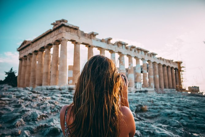 Acropolis and Athens City Full Day Private Sightseeing