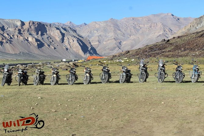 9 Days Classic Ladakh Motorcycle Voyage photo 8