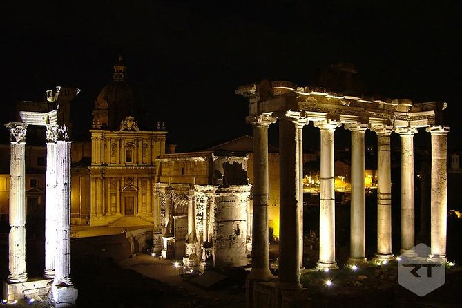 Four Major Atrraction of Rome on a Compact Night Trip photo 11