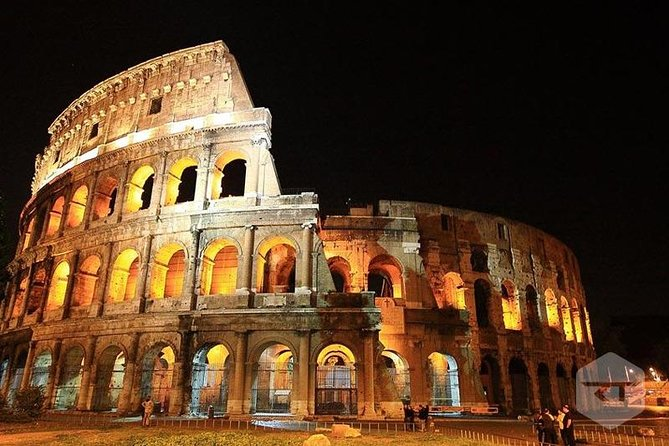Four Major Atrraction of Rome on a Compact Night Trip photo 7