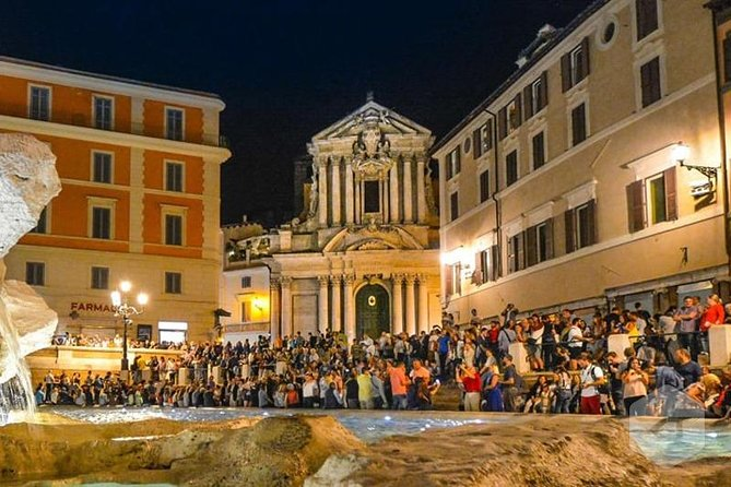 Four Major Atrraction of Rome on a Compact Night Trip photo 2