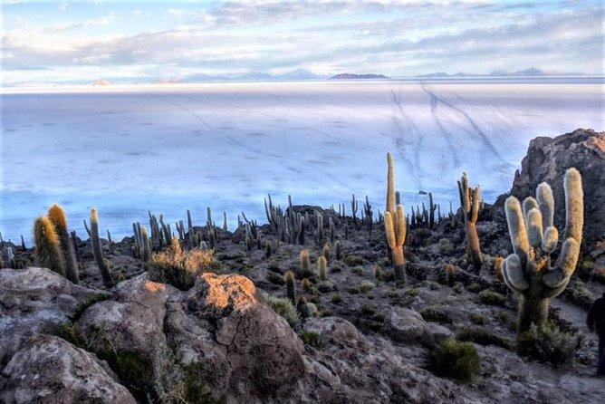 Uyuni Salt Flats (3 Days) English Speaking Guide