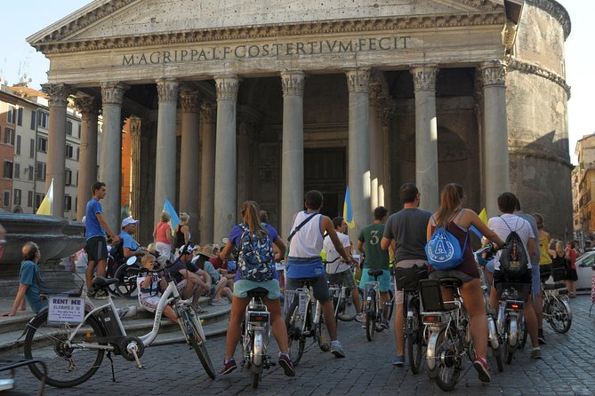 Rome: 3 Hour Bike Tour. Discover The Beauty Hidden At Every Corner Of Rome