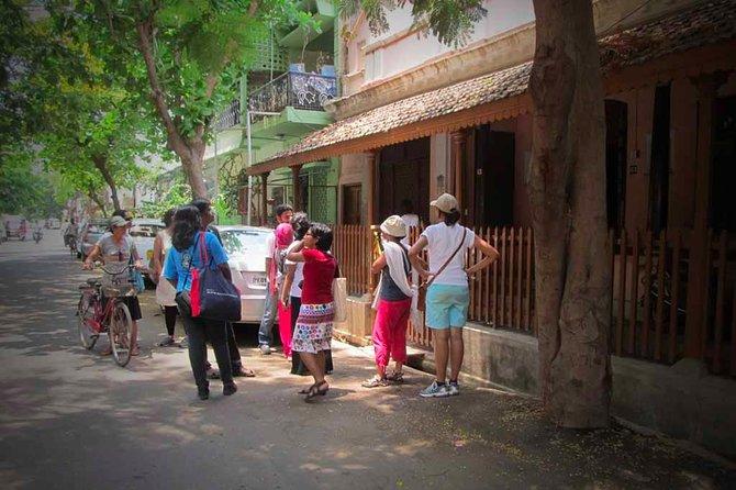 Pondicherry Cultural Trail - A Walking tour of Tamil Quarter